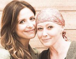 """Sarah Michelle Gellar muestra su apoyo incondicional a Shannen Doherty: """"Es una de mis amigas más leales"""""""