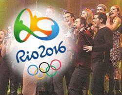 Una extriunfita pone voz a la sintonía de los 'Juegos Olímpicos 2016'