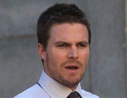 Stephen Amell sufre un accidente en el rodaje de 'Arrow'