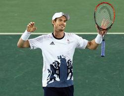 El zasca de Andy Murray a un reportero de la BBC en la retransmisión de los Juegos Olímpios