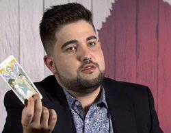 Dámaso Ángulo ('GH 12') buscó a su media naranja en 'First Dates' y le sorprendieron con una copla
