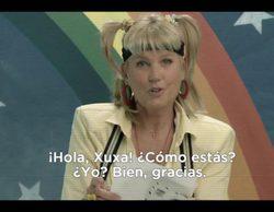 """Xuxa """"regresa"""" a la televisión parodiándose a sí misma en 'Stranger Things'"""