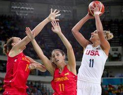 La final de baloncesto femenino en Río, récord histórico de la Selección con más de 1,5 millones y 17,8% en La 1