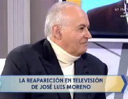 José Luis Moreno reaparece en '¡Qué tiempo tan feliz!' tras su polémica en 'Hable con ellas'