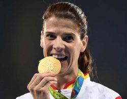 Ruth Beitia consigue mantener al 20,9% con su victoria en los Juegos Olímpicos