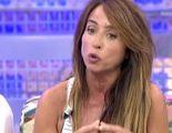"""María Patiño planta cara al drama de Terelu: """"Sufrir por alimentación no es lo que está padeciendo ella, yo sé de lo que hablo"""""""