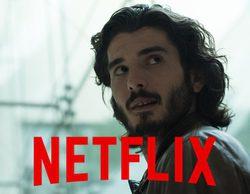 Yon González será el protagonista de 'Las chicas del cable', la primera producción española de Netflix