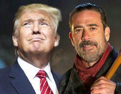 Michael Cudlitz, de 'The Walking Dead', compara a Donald Trump con el villano Negan
