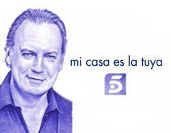 Antonio Banderas y Chiquito de la Calzada, próximos invitados de Bertín Osborne en 'Mi casa es la tuya'