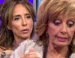 María Teresa Campos pide delante de María Patiño que su hija tenga el mismo reconocimiento profesional