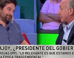Eduardo Inda compara en 'laSexta noche' a Podemos con el Dioni por sus supuestos casos de corrupción