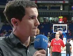El comentarista de básket de RTVE abandona la cadena tras nueve años trabajando sin un contrato fijo