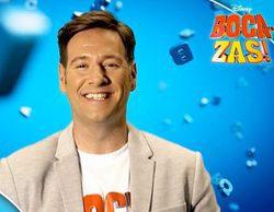 Disney Channel presenta 'Boca-Zas!', un disparatado concurso presentado por Carlos Latre