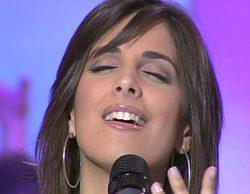 """Nuria Fergó confiesa que cantará """"Noches de bohemia"""" con Manu Tenorio en el reencuentro de 'OT'"""