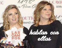 "Carmen Borrego: ""No me veo en 'Sálvame', me da mucha vergüenza"""