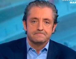 Josep Pedrerol se ausenta de 'El chiringuito de jugones' por la muerte de su madre