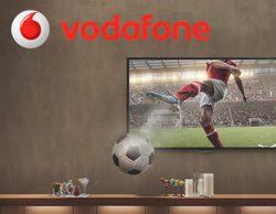 Vodafone emitirá fútbol con calidad 4K Ultra HD en bares, restaurantes y cafeterías