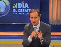 'Al día: el debate' sigue siendo el programa más visto del prime time gracias al debate de investidura