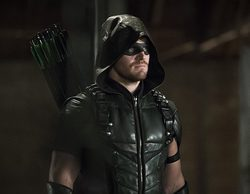 Así son las primeras fotos de Prometheus, el nuevo villano de 'Arrow'