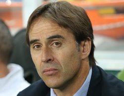 Telecinco emitirá el debut de Julen Lopetegui al frente de la selección en el partido España - Bélgica