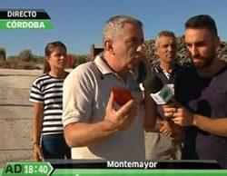 Un afectado de una broma de Wismichu y AuronPlay denuncia en 'Andalucía Directo' las consecuencias