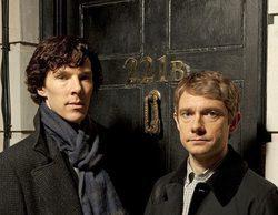 'Sherlock': Primera imagen promocional de la enigmática cuarta temporada
