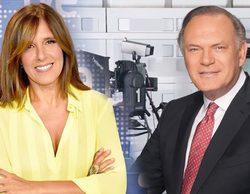 La 1 planta cara a Informativos Telecinco y comparten liderazgo en agosto
