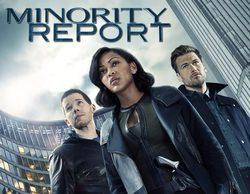 'Minority Report' predice el futuro pero no vio su caída en Cuatro y se despide con un mal 4,8% de media