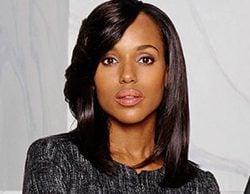 Kerry Washington producirá 'Patrol', un drama policial femenino para ABC