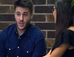 Antonio José aconsejó a una pareja en su primera cita en 'First Dates'