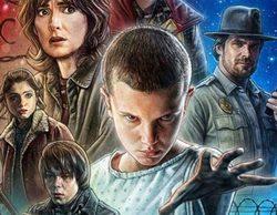 Los creadores de 'Stranger Things' desvelan los nuevos personajes de la segunda temporada