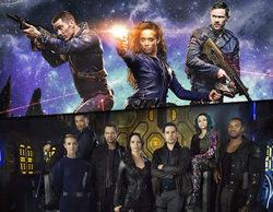 Syfy renueva 'Killjoys' y 'Dark Matter' por una tercera temporada