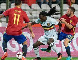 El amistoso España-Belgica (28%), lo más visto del día en Telecinco