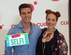 Uri Sàbat y los directivos de 'Hazte un selfi' avanzan la dinámica de la nueva apuesta de Cuatro