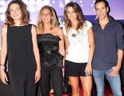 Alba Carrillo, la gran ausente en la fiesta de despedida de 'Hable con ellas'