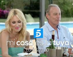 'Mi casa es la tuya' vuelve el próximo lunes a Telecinco con Carlos Moyá y Carolina Cerezuela