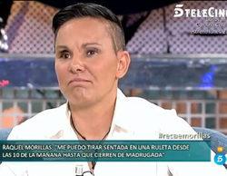 """Raquel Morillas ('GH 3') recae en el juego: """"Pedí créditos en el banco por valor de 7.000 euros y me lo gasté"""""""