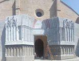 'La catedral del mar': nuevas imágenes del escenario de la mayor apuesta de Atresmedia