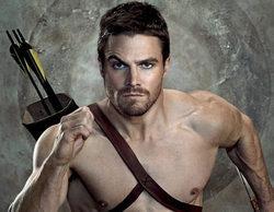 El protagonista de 'Arrow', Stephen Amell, quiere luchar en 'American Ninja Warrior'
