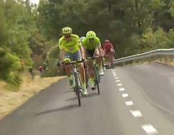 La Vuelta a España se mantiene con buenos datos en TDT rozando el 5%
