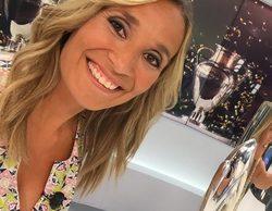 Rocío Martínez, nueva presentadora de la sección deportiva de 'Antena 3 Noticias'