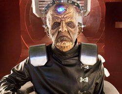 'Doctor Who': BBC, demandada por utilizar supuestamente los diseños de un fan sobre Davros sin su permiso