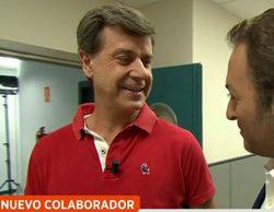 Cayetano Martínez de Irujo, el colaborador estrella de la nueva temporada de 'Espejo público'