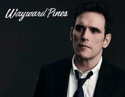 """Matt Dillon: """"Wayward Pines' es una serie más psicológica que terrorífica"""""""