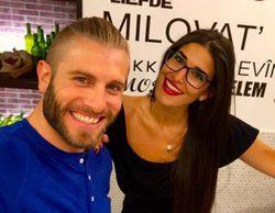'First Dates': el amor triunfa detrás de cámaras con Lidia y Matías