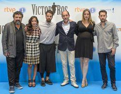 """Carles Francino ('Victor Ros'): """"Víctor se ha hecho hombre en la nueva temporada"""""""