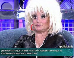 """Aramis vuelve al 'Deluxe' dispuesta a no dejar títere con cabeza: """"La envidia es muy mala"""""""