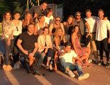 Primera imagen de los 16 concursantes en el reencuentro de la primera edición de 'Operación triunfo'