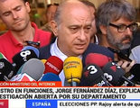TVE purga al periodista que se negó a firmar la pieza de los audios de Fernández Díaz