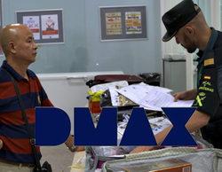 DMAX se adentra en el mundo de las aduanas en 'Control de fronteras: España' este miércoles 14 de septiembre